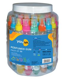 Youva Perfumed Gum - Pack of 50