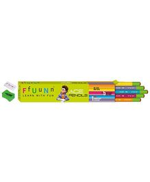 FfUuNn Ace Pencil - Pack of 10