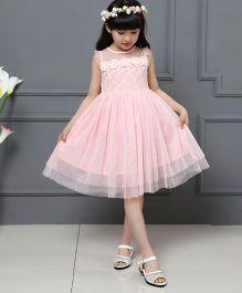 Tickles 4 U Tutu Party Dress - Pink
