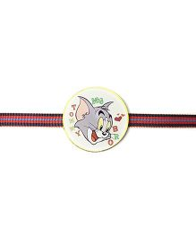Thought Counts Cartoon Character Rakhi - White & Grey