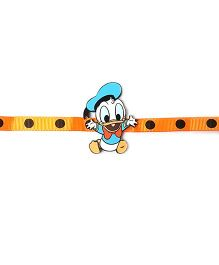 Thought Counts Cartoon Character Rakhi - White & Blue