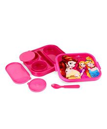 Disney Princess Lunch Box - Fuchsia