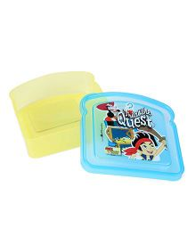 Disney Jake Lunch Box - Green And Blue