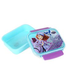 Disney Sofia The First Lunch Box - Red