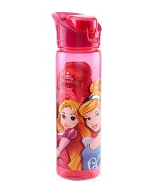 Disney Princess Water Bottle Pink - 700 ml