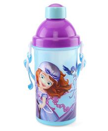 Disney Sofia The First Sipper Bottle Blue - 500 ml
