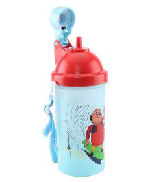 Motu Patlu Sipper Bottle Blue - 500 ml