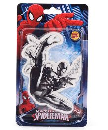 Marvel Spider Man Die Cut Eraser - Grey