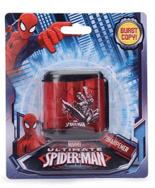 Marvel Spider Man Pencil Sharpener - Black