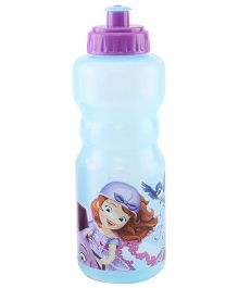 Disney Sofia Sipper Bottle Blue - 400 ml