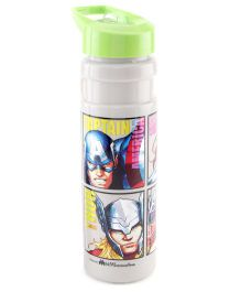 Marvel Avengers Insulated Sipper Bottle Grey - 300 ml