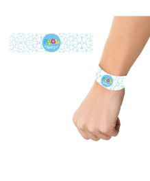 Preetyurparty Pool Party Wrist Bands - Pack of 10
