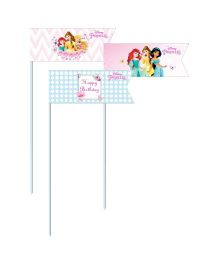 Disney Princess Drink Straws - Set of 20