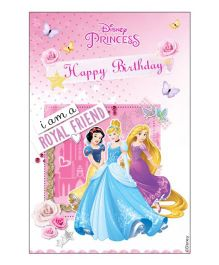 Disney Princess Vertical Banner - Multi Color
