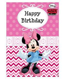 Disney Minnie Mouse Centrepiece - Pink