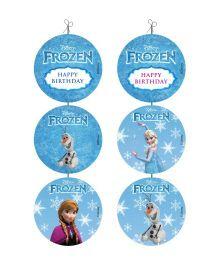 Disney Frozen Danglers - Blue