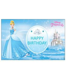 Disney Cinderella Table Mats - Pack of 6