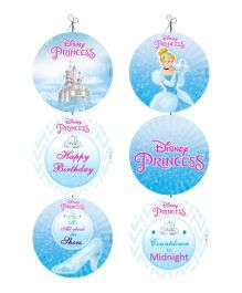 Disney Cinderella Danglers - Blue