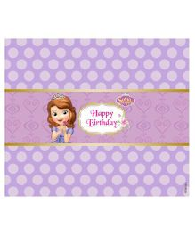 Disney Sofia The First Enchanted Garden Party Chocolate Wrappers - Pack of 10