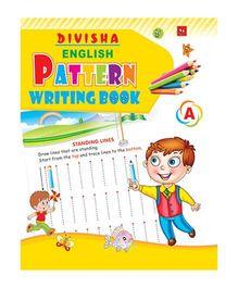 Indian Book Depot Divisha English Pattern Writing Book Part A - English