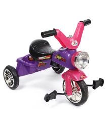 Sunbaby Mini Tricycle SB 740 -  Blue & Pink