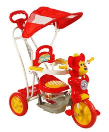 Sunbaby Musical Tricycle SB 770 - Red