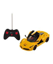 Magic Pitara Radio Control Racing Car - Yellow