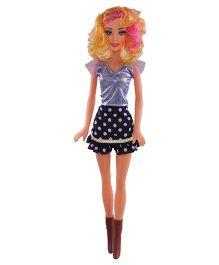 Magic Pitara Personality Girl Purple - Height 74 cm