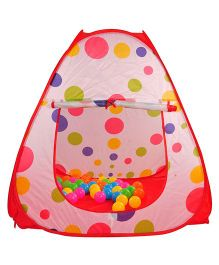 Magic Pitara Toy Tent For Kids Play - Multicolor