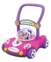 Magic Pitara Toddler Walker - Pink