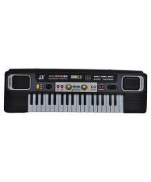 Magic Pitara Electronic Keyboard - Black