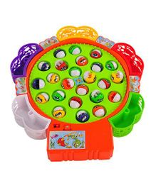 Magic Pitara Fishing Game Set - Multicolor