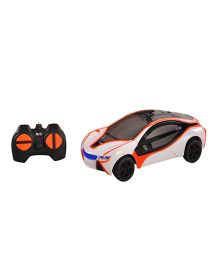 Magic Pitara Remote Control Model Car - White