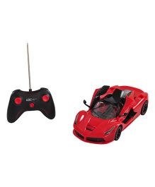 Magic Pitara Radio Control Racing Car - Red