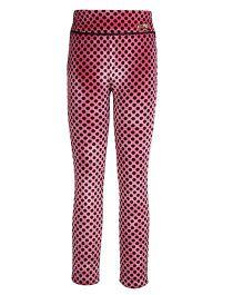 Cutecumber Leggings Polka Dots Print - Pink