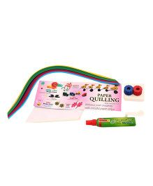 Toycry Paper Quilling Kit (Colors may vary)