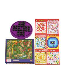 Toycry 8 Great Games (Colors may vary)