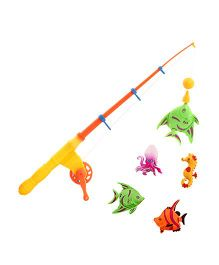 Toycry Fishing Game Summer Indoor Game