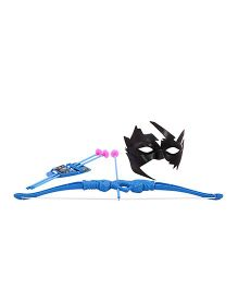 Toycry Bow And Arrow With Mask (Colors may vary)