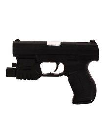 Toycry BB Short Laser Light Gun - Black