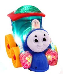 Toycry Battery Operated Loco (Colors may vary)