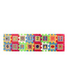 Toycry Educational Block - 52 Pieces (Colors may vary)