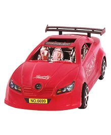 Toycry Mercedes Car Friction String Toy (Colors May Vary)