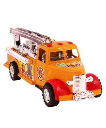 Toycry Fire Bridge Friction Toy Truck (Colors May Vary)