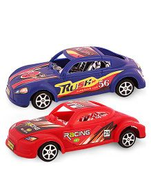 Toycry Sports Car Toy - Pack Of 2 (Colors May Vary)