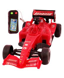 Toycry Remote Controlled F1 Car (Colors May Vary)