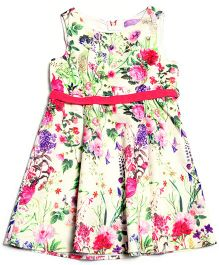 One Friday Floral Print Dress - Multicolour