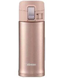 Zojirushi Vacuum Bottle - Champagne Pink