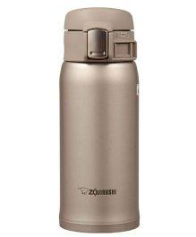 Zojirushi Classy Vacuum Bottle - Cinnamon Gold