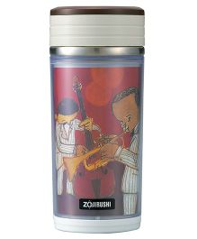 Zojirushi Vacuum Bottle - Brown